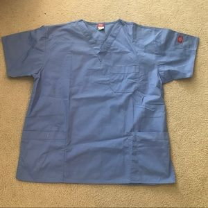 BLUE DICKIES TOP LARGE